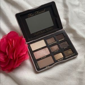 Too Face Natural Eye palette